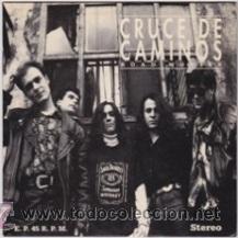 CRUCE DE CAMINOS ROAD MOVIES (EL COHETE 1992) (Música - Discos - Singles Vinilo - Grupos Españoles de los 90 a la actualidad)