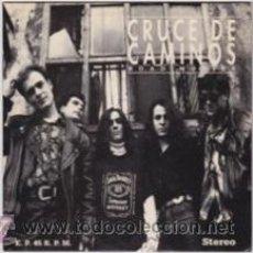 Discos de vinilo: CRUCE DE CAMINOS ROAD MOVIES (EL COHETE 1992). Lote 41439498