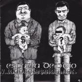 ESCUELA DE ODIO LA RAZÓN DEL PENSAMIENTO (FRAGMENT 1996) (Música - Discos - Singles Vinilo - Grupos Españoles de los 90 a la actualidad)