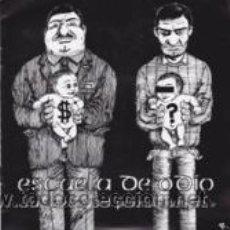 Disques de vinyle: ESCUELA DE ODIO LA RAZÓN DEL PENSAMIENTO (FRAGMENT 1996). Lote 41439880