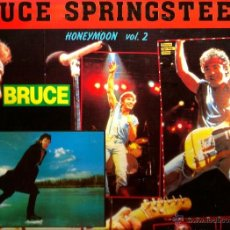 Discos de vinilo: DOBLE LP BRUCE SPRINGSTEEN : HONEYMOON VOL 2 . Lote 41441418