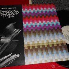 Discos de vinilo: GRUPPO SPORTIVO SOMBRERO TIMES LP 1985 NUEVOS MEDIOS EDICION ESPAÑOLA SPAIN. Lote 41448012