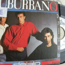 Discos de vinilo: SUBURBANO -DEJALO -SINGLE PROMO GRABADO POR UNA SOLA CARA -BUEN ESTADO. Lote 41457805