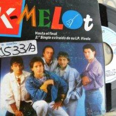 Discos de vinilo: K-MELOT -SINGLE PROMO 1990 . Lote 41458507