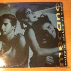 Discos de vinilo: MECANO, ENTRE EL CIELO Y EL SUELO, 86, LP. Lote 41459346