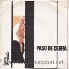 Discos de vinilo: PASO DE CEBRA E.P. (ARREBATO 1982). Lote 41459710