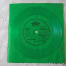 Discos de vinilo: GILLAN PURPLE SKY GARY MOORE WISHING WELL TELEPHONE SQUEEZE -(1981) FLEXI SINGLE EP - DEEP PURPLE. Lote 41459783
