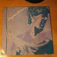 Discos de vinilo: BRYAN ADAMS, SIN TITULO, 1º LP DE BRYAN ADAMS, 1980, SPAIN, LP. Lote 41460817