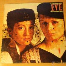 Discos de vinilo: THE ALAN PARSON PROJECT, EVE, PORTADA ABIERTA, LP. Lote 41461187
