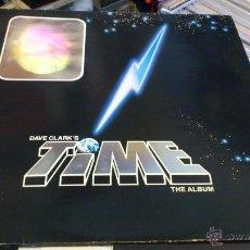 Discos de vinilo: DAVE CLARK'S TIME THE ALBUM DOBLE DISCO DE VINILO CON LIBRETO EQ 5003 . Lote 41465392