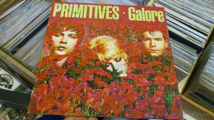 Discos de vinilo: Primitives Galore lp Disco de vinilo 1991 RCA - Foto 2 - 41466308