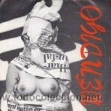 Discos de vinilo: WENDIGO ESTÁS PERDIDO/HIELO EN TU MIRADA (S.F.A. 1988). Lote 41466669
