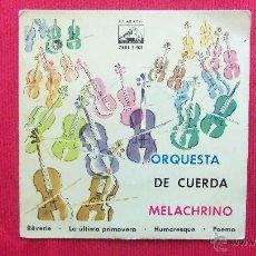 Discos de vinilo: ORQUESTA DE CUERDA MELACHRINO. Lote 41466719