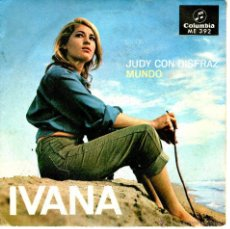 Discos de vinilo: IVANA JUDY CON DISFRAZ - PROMO. Lote 41467010