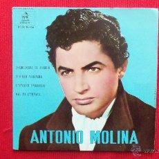 Discos de vinilo: ANTONIO MOLINA . Lote 41470781