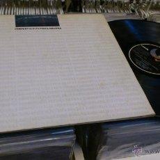 Discos de vinilo: COMPANYIA ELECTRICA DHARMA LP DISCO DE VINILO. Lote 41471159