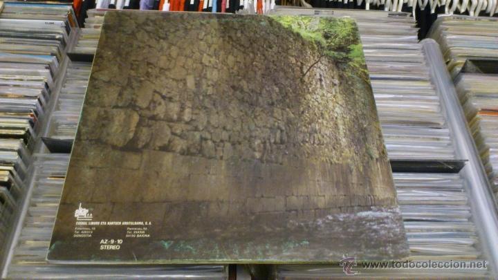 Discos de vinilo: Benito lertxundi 2 LP disco de vinilo doble Elkar - Foto 3 - 41471222