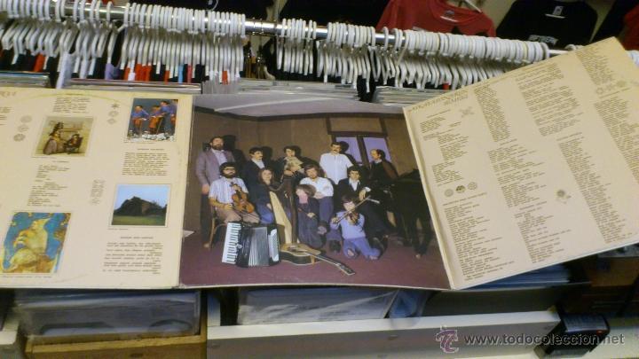 Discos de vinilo: Benito lertxundi 2 LP disco de vinilo doble Elkar - Foto 6 - 41471222