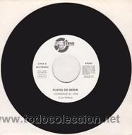 FUERA DE SERIE CONSÍGUELO (KM-444 1991) (Música - Discos - Singles Vinilo - Grupos Españoles de los 90 a la actualidad)