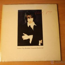 Discos de vinilo: CABARET POP, CABARET POP, REALIDAD VIRTUAL DE ROCK´N´ROLL, LP. Lote 41473615