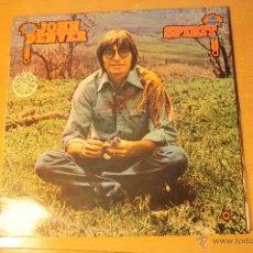 Discos de vinilo: JOHN DENVER, SPIRIT, RCA, 76, SPAIN, LP. Lote 41474059