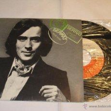 Discos de vinilo: JOAN MANEL SERRAT - SINGLE VINILO - 20 DE MARÇ - CONILLET DE BELLUT - CANTAUTOR. Lote 41474198