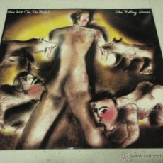 Discos de vinil: THE ROLLING STONES – ONE HIT (TO THE BODY) UK 1986 ROLLING STONES RECORDS. Lote 41479617