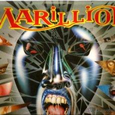 Discos de vinilo: LP MARILLION : B´SIDES THEMSELVES (RAREZA: CARA B CON DOBLE LABEL). Lote 41479788