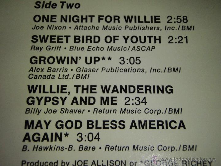 Discos de vinilo: Tex Ritter – Comin After Jinny USA 1976 Capitol Records - Foto 4 - 41479988