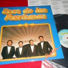 Discos de vinilo: ECOS DE LAS MARISMAS QUEDATE LP 1987 FONOMUSIC VINILO NUEVO. Lote 41481763