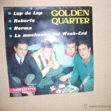 Discos de vinilo: GOLDEN QUARTET (EP) LUP DE LUP AÑO 1963. Lote 41481932