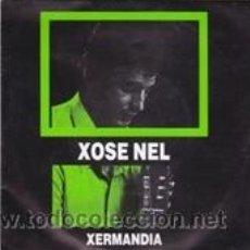 Discos de vinilo: XOSE NEL BAXARON 4 ALLERANOS/FELIPE BORBÓN Y GRECIA (S.F.A. 1988). Lote 41488905