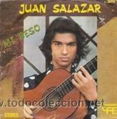 JUAN SALAZAR MI BESO/OYEME (CFE 1975) (Música - Discos - Singles Vinilo - Solistas Españoles de los 70 a la actualidad)