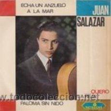 Discos de vinilo: JUAN SALAZAR E.P. (SESIÓN 1966). Lote 41489268