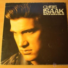 Discos de vinilo: CHRIS ISAAC, SILVERTONE, WARNER BROTHERS RECORDS, SPAIN , LP. Lote 41490211
