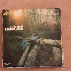 Discos de vinilo: EMILIO JOSE - SOLEDAD. Lote 103748527