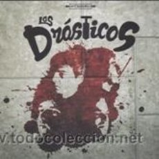 Discos de vinilo: LOS DRASTICOS LOCKED UP IN YOUR MIND/POOR AND WITHIN RANGE (WCR 2011). Lote 41491446