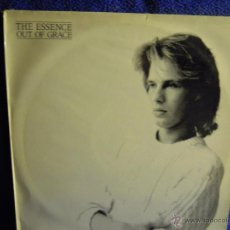 Discos de vinilo: UXV THE ESSENCE 1991 MAXISINGLE OUT OF GRACE / ELECTRONIC ROCK NEW WANE ENGLAND POP . Lote 41491877