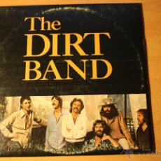 Discos de vinilo: THE DIRT BAND, UNITED ARTIST, MADE IN USA, LP ROCK SUREÑO. Lote 41494699