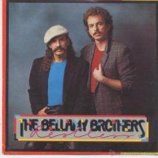Discos de vinilo: BELLAMY BROTHERS,RESTLESS DEL 85. Lote 41497646