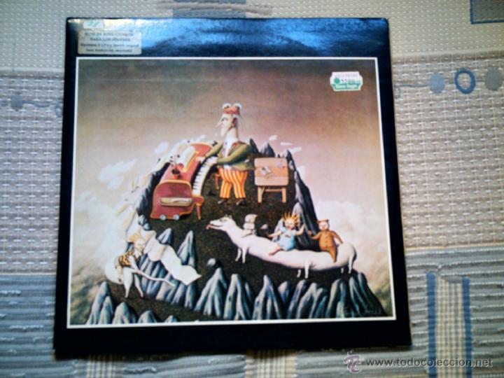 VINILO GUIA DE KING CRIMSON PARA LOS JOVENES (2 LP´S Y LIBRETO ORIGINAL CON TRADUCCION RESUMIDA) (Música - Discos - LP Vinilo - Pop - Rock - New Wave Extranjero de los 80)