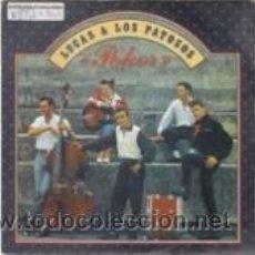 Discos de vinilo: LUCAS Y LOS PATOSOS POKER/SUERTE (EL COHETE 1989). Lote 41505243