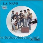 LA NAVE TAB BONITA/LA ESFINGE Y EL DRAGÓN (KM-444 1991) (Música - Discos - Singles Vinilo - Grupos Españoles de los 90 a la actualidad)