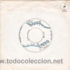 Discos de vinilo: SANGRIENTOS/LA RAZA DEL ATICO (RONCÓN 1987). Lote 41505653