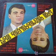 Discos de vinilo: LOS GEMELOS DEL SUR, LOS CONSEJOS DE LA GENTE . Lote 41505919