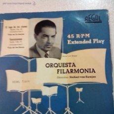 Discos de vinilo: H. VON KARAJAN ORQUESTA FILARMONIA. TCHAIKOVSKI. OFERTAS CON OTROS LOTES.. Lote 41507558