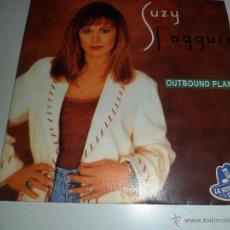 Discos de vinilo: SUZY BOGGUSS. OUTBOUND PLANE. LA NUEVA MÚSICA COUNTRY. (SINGLE). Lote 41511829