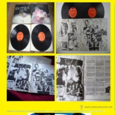 Discos de vinilo: THE WHO / THE STORY OF THE WHO !! DOBLE LP !! COMPLETA UK ORG EDIT + LIBRETO 8 PAG !! EXC. Lote 40994619