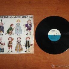 Discos de vinilo: EL METGE A GARROTADES (1968 EDIGSA PRIMER DISC OVIDI MONTLLOR) (MP3 CONTE SENCER A L'ANUNCI). Lote 41514627