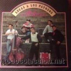 Discos de vinilo: LUCAS Y LOS PATOSOS POKER (EL COHETE 1989). Lote 41520856